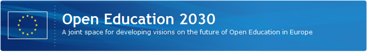 Open Education 2030 - Imaginando la Educación en la Europa de 2030